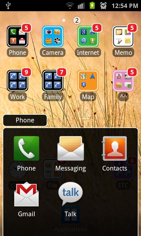Tools Android Application - App Folder Advance